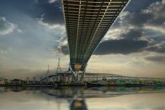 Bhumibol Bridge Stock Photos