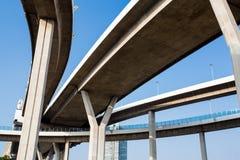 Bhumibol Bridge, Thailand Stock Image