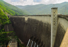 Bhumibol dam Stock Image