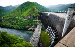 Bhumibol Dam Royalty Free Stock Photo