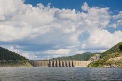 Bhumibol dam Tak Province ,Thailand. Royalty Free Stock Photo