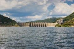 Bhumibol dam Tak Province ,Thailand. Royalty Free Stock Images