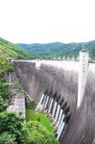 Bhumibol Dam, Tak Province, Thailand. Stock Images