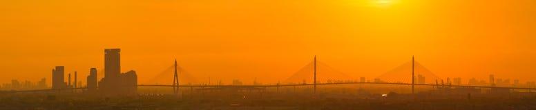 Bhumibol Most obrazy stock