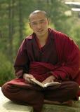 bhutan dzongparo Fotografering för Bildbyråer