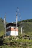 Bhutan, Haa stock foto
