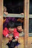 Bhutan, Haa, Royalty-vrije Stock Afbeeldingen