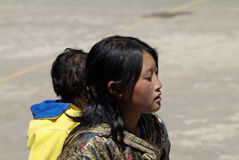 Bhutan, Haa, Royalty Free Stock Images