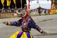 Bhutan, Haa, Tshechu, Stock Images