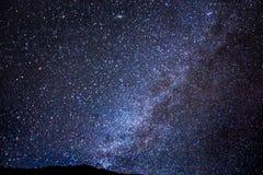 Bhutan. Night skies, in bhutan Paro royalty free stock photos