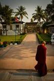 The Bhutan Temple of Bodh Gaya, India Royalty Free Stock Image