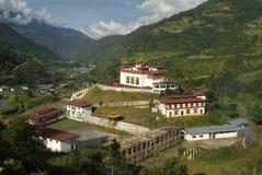 Bhutan, Trashigang, Royalty-vrije Stock Afbeelding