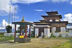 Bhutan, Trashigang Stock Foto's