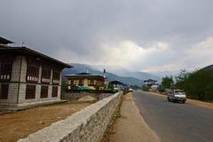 Bhutan Travel Stock Image