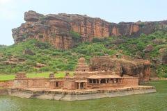 Bhutanatha group of Indian hindu temples, Badami royalty free stock photography