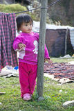 Bhutanese child, Bhutan Stock Images