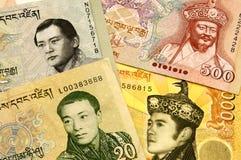 Bhutanese ngultrum Royalty Free Stock Image