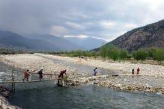 Bhutanese People Stock Photography