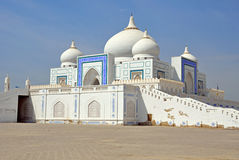 Bhutto Family Mausoleum Royalty Free Stock Photo