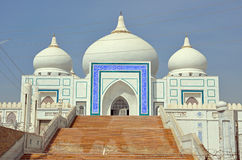 Bhutto Family Mausoleum royalty free stock photography