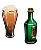 Bière allemande Image stock