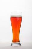 Bière anglaise rouge au-dessus de blanc Photos libres de droits