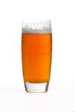 Bière blanche de l'Inde image stock