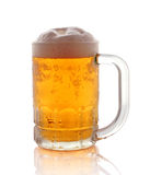 Bière - chemin photographie stock