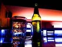 Bière de Carlsberg Photo libre de droits