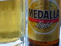 Bière de Medalla, Porto Rico Image stock