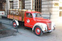 Bière de Piwo Photographie stock libre de droits