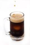 Bière de racine image libre de droits