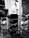 Bière de racine de Barqs Photos libres de droits