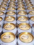 Bière directement Photographie stock libre de droits