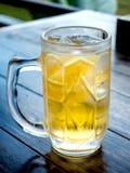 Bière fraîche Photos stock
