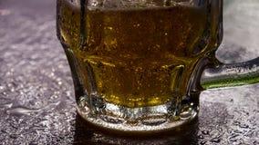 Bière fraîche fraîche clips vidéos