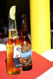 Bière mexicaine Images libres de droits