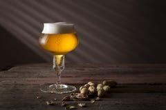 Bière pâle photo stock