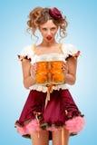Bières de prise Images stock