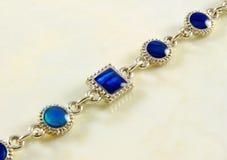 biżuteria kamienie Fotografia Stock