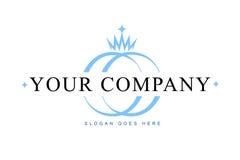 Biżuteria Logo Obrazy Stock