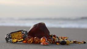 Biżuteria przy plażą zbiory