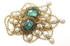 biżuteria rocznik Zdjęcia Royalty Free