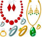 biżuteria set