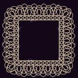 biżuteria zrobił perłom Obrazy Stock