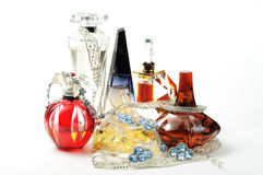 biżuterii pachnidła Zdjęcie Stock