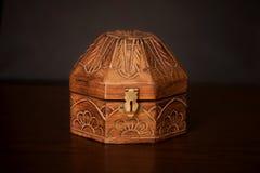 Biżuterii pudełko Obraz Royalty Free