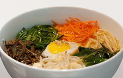 Bi Bim Bap Royalty Free Stock Photos