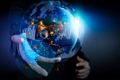 (BI) inteligencja i biznesowe analityka z kluczowym performan (półdupki) zdjęcia royalty free