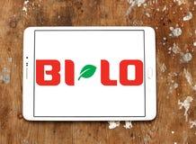 BI-LO sieci supermarketów logo Zdjęcia Royalty Free